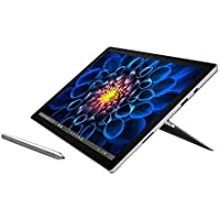 Microsoft Surface Pro 4 256GB i5 with Windows 10 Anniversary (8GB RAM, 2.4GHz i5, 12.3 Inch Touchscreen) Newest Version
