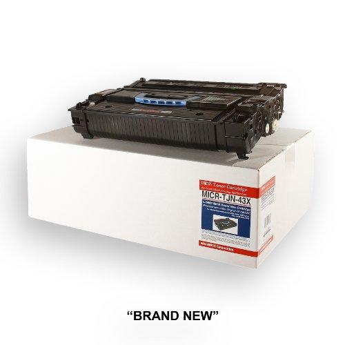 (MicroMICR Corporation MICRTJN43X MICR Toner Cartridge, 30,000 Page Yield, Black)