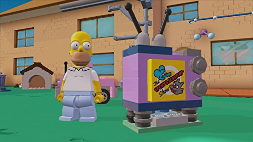 The Simpsons Homer Simpson Level Pack + Bart Simpson + Krusty + Scooby Doo Team Pack - Lego Dimensions (Non Machine Specific) by WB Lego (Image #6)