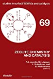 Zeolite Chemistry and Catalysis : Proc. of an Internat. Symp. Prague, Sept. 8-13, 1991, , 0444882456
