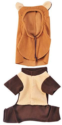 Rubie's Star Wars Ewok Pet Costume, XL - coolthings.us