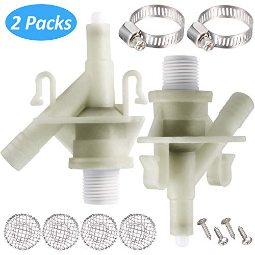 dometic toilet water valve - 6