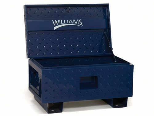 Williams 50952 48-Inch W X 24-Inch D X 27.5-Inch H Job Site Boxes, (Steel Jobsite Boxes)