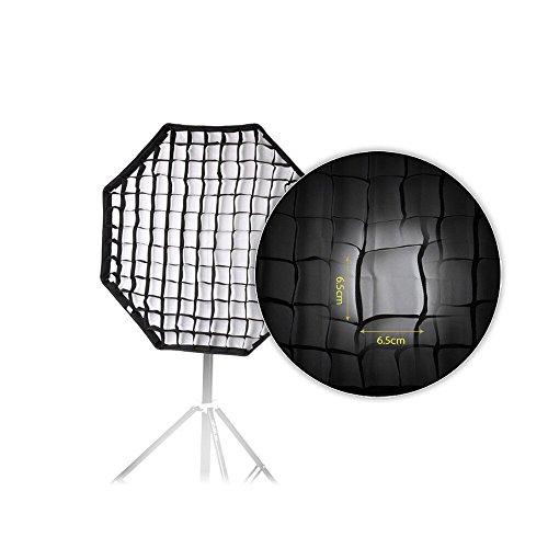 Andoer Photographic Honeycomb Grid for 120cm / 47 Octagon Umbrella Softbox Studio/Strobe Umbrella Softbox