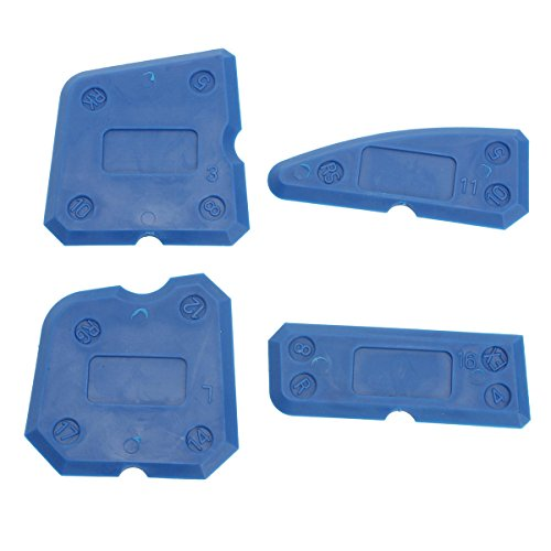 4pcs Flooring Sealing Tool For Home Maintenance Finish Improvments