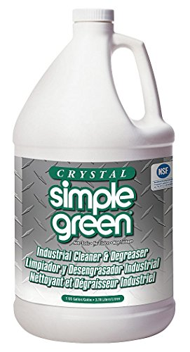Simple Green Non-Solvent Cleaner/Degreaser, 1 gal. Jug 0610000619128 - 1 (Non Solvent)