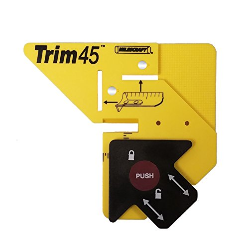 - Milescraft 8401 Trim45 Trim Carpentry Aid