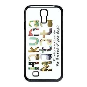 Funny Hakuna Matata Samsung Galaxy Note3 Durable Plastic Case-Creative New Life hjbrhga1544