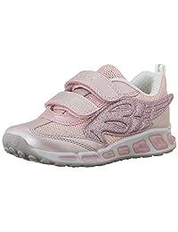 Geox J Shuttle Girl 6 Sneaker (Toddler/Little Kid/Big Kid)