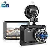 Best Car Dash Cameras - AuKing WiFi Dash Cam 1080P Full HD Dash Review
