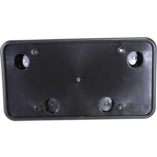 Make Auto Parts Manufacturing - SRX 04-09 FRONT LICENSE PLATE BRACKET, w/o Sport Pkg. - GM1068123
