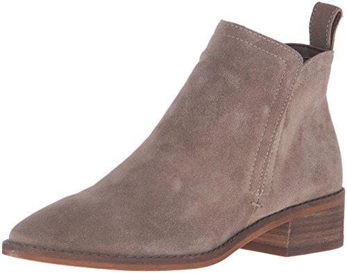 Dolce Vita Women's Tessey Boot, Dark Taupe Suede, 9.5 M US TESSEY