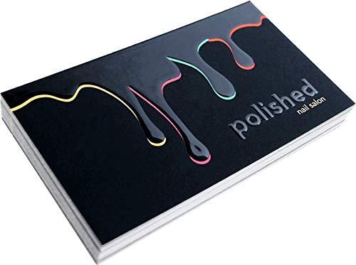 - Custom 19Pt Raised Spot Uv Velvet Postcards Raised Spot Uv1 Side 7x10 Full Color 2 Side