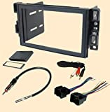 radio stereo install dash kit steering. Black Bedroom Furniture Sets. Home Design Ideas