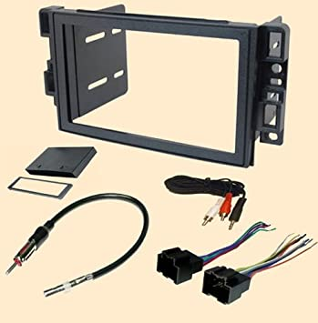 414OS1WAi3L._SY355_ amazon com pontiac g3 (2009) chevy aveo sedan (2007 2008 sedan chevy aveo stereo wiring harness at webbmarketing.co