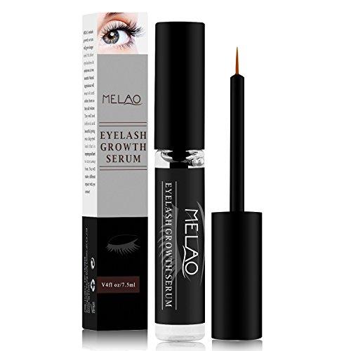 Eyelash Growth Serum, Eyelash Growth Enhancer Natural Serum for Women, Grows Thicker Fuller Lashes Boost Regrowth, 7.5ml