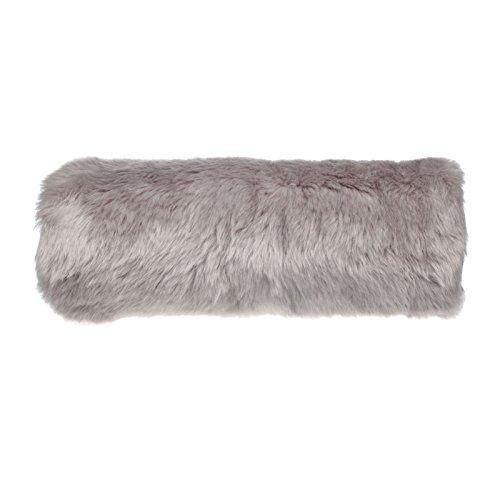 Chakit Creative Casual Gloves Women New Fashion Super Soft Fake Fur Muff Hand Warmer Challenge Po Gloves Mittens Gloves (Kahki)