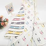 100-Organic-Muslin-Cotton-Baby-Toddler-Blanket-Premium-6-Layer-Lightweight-and-Breathable-Dream-BlanketStroller-Blanket48x60Inches