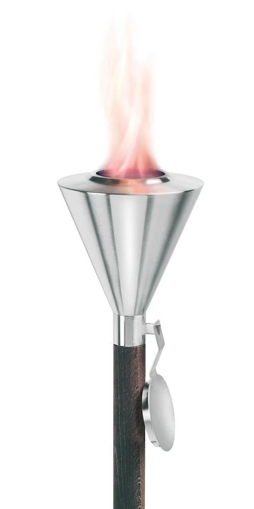 Jur_Global Orchos Stainless Steel Garden Torch