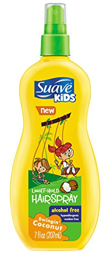 Suave Kids Hairspray Swingin Coconut product image