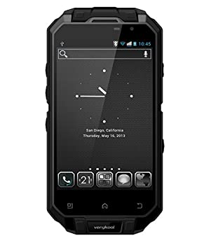 "Verykool RX2 Rock IP68 3G 4.3"" LCD Dual SIM Unlocked GSM Rugged Android Smartphone"