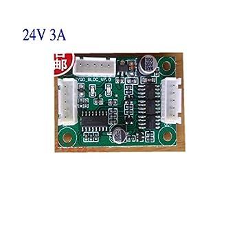 Amazon com: Laliva Tool - V7 0 24V 3A 72W DC Brushless Motor