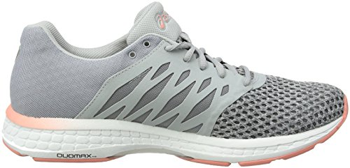 9697 Grey Exalt Carbon Training Shoes Women's Mid Begonia Gel Grey Pink Asics 4 q7wfTSH