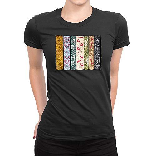 GOOD COME FROM Women's Jane Austen Books Short Sleeve T Shirt