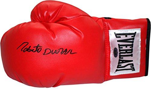Steiner Sports Roberto Duran Signed Boxing Gloves