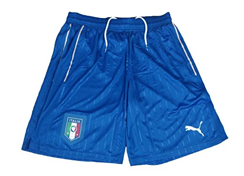 Italy FIGC Soccer Shorts Away Season 2016/17 by PUMA