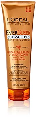 Loreal Conditioner Eversleek Sulfate-Free 8.5oz (Smoothing)