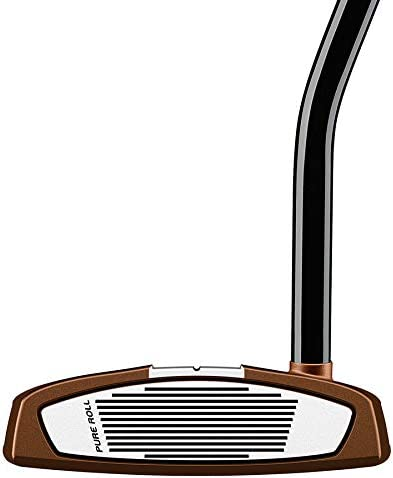 TaylorMade Golf Spider X Putter, Copper White, 7 Hosel