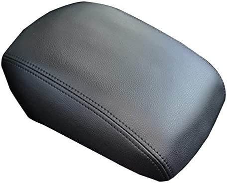 AutofitPro PU Leather Center Console Armrest Protector Cover Pad for 2018 2019 2020 Toyota Camry Sedan