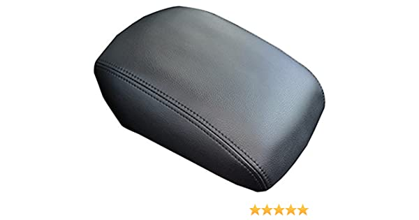 AutofitPro PU Leather Center Console Armrest Protector Cover Pad for 2017 2018 2019 Honda CRV CR-V
