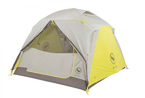 Big Agnes - Red Canyon mtnGLO Camping Tent, 4 Person