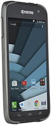 FreedomPop Kyocera Hydro Icon LTE - Black - No Contract (Certified Refurbished)