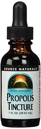 Source Naturals Propolis Tincture 50%, 1-Ounce