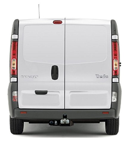 Faisceau Universel 7 Broches 07//01-08//14 France Attelage Attelage Renault Trafic II Standard