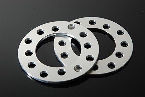 3//16 Custom CNC Rim Wheel Spacers Adapters 4x114.3 4x100 4x108 5mm 1 Pair
