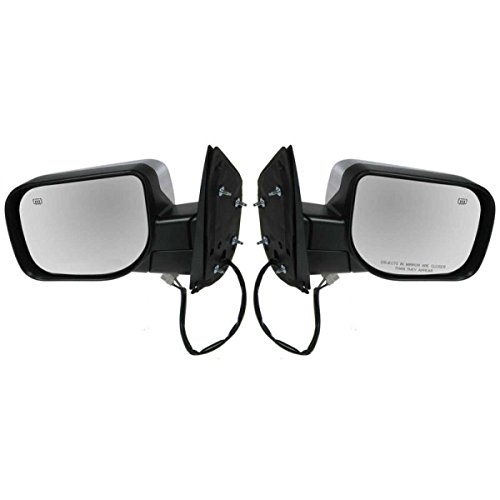 Prime Choice Auto Parts KAPNI1321172PR Side Mirror Pair