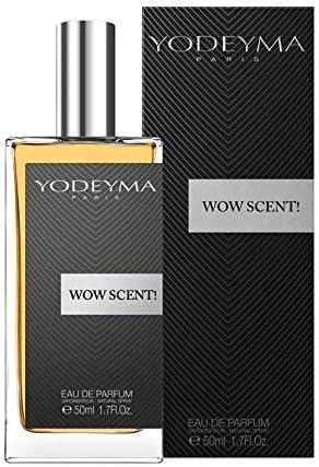 Yodeyma Wow Scent Pour Homme EDP 50 ml: Amazon.es: Belleza