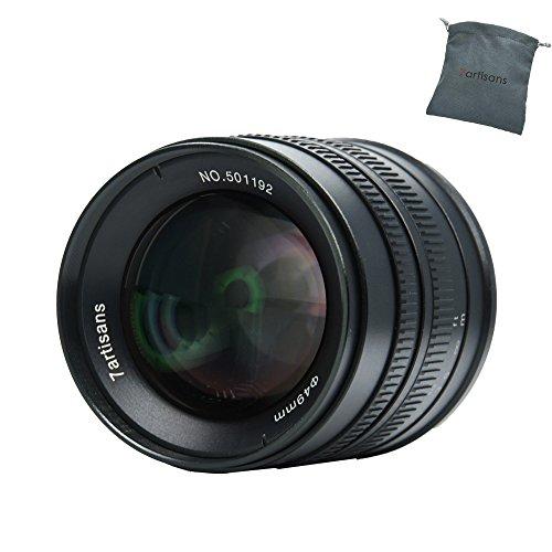 7artisans APS-C 55mm F1.4 Manual Fixed Lens for Fuji X Mount Cameras X-A1 X-A10 X-A2 X-A3 X-AT X-M1 XM2 X-T1 X-T10 X-T2 X-T20 X-Pro1 X-Pro2 X-E1 X-E2 X-E2s X-E3