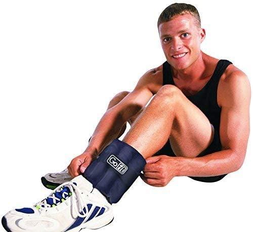 GoFit Adjustable Ankle Weights Renewed