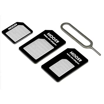 CABLEPELADO Adaptador de Tarjeta nanoSIM microSIM y SIM para ...