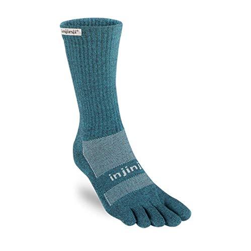 - Injinji Trail Midweight Crew Xtralife Socks Space M
