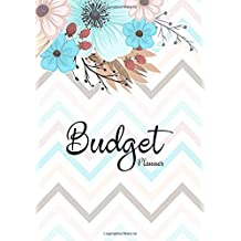 Budget Planner: Financial Planning Journal, Monthly Expense Tracker and Organizer, Bill, Home Budget book. 12 Month Budget Planner Book