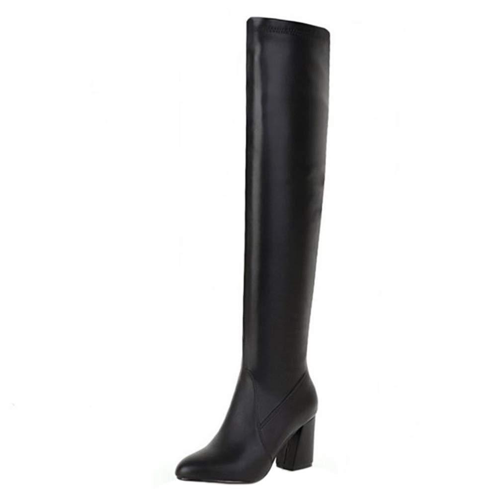 Chicmark , Noir B017M5JNS0 Boots Chelsea Chelsea Femme Noir 1e673ad - deadsea.space