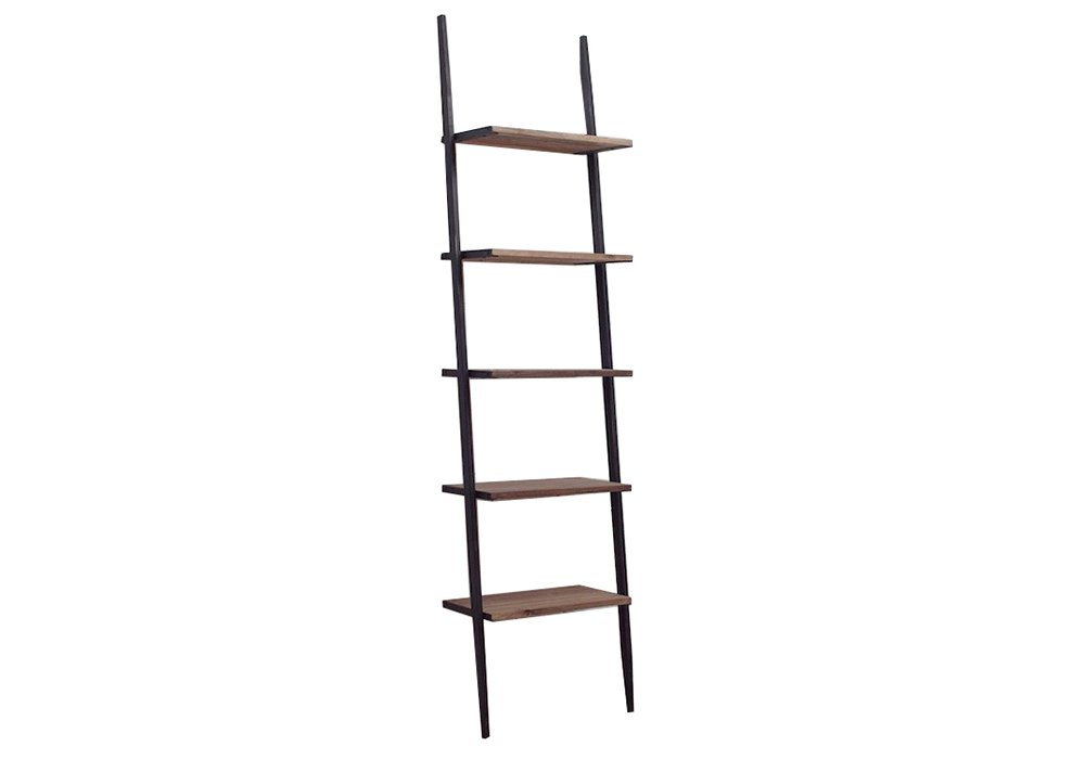 buy popular d5d65 a0ad9 From the Source 5 Shelf Mika Bookcase (Reclaimed Teak)