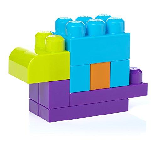 Mega Bloks Big Building Bag 60 Piece Trendy Buy Online