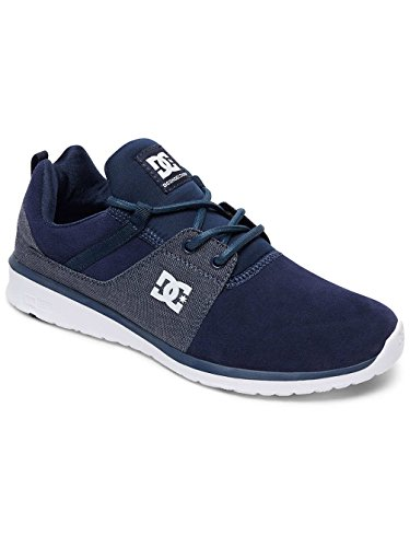 Xskg Se M Heathrow Uomo White Bleu DC Navy Shoe da Sneakers w4OFnwI5q